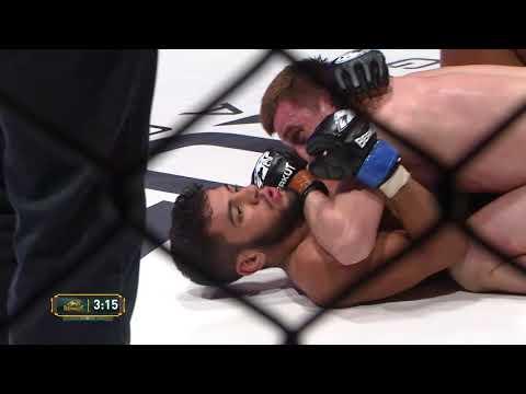 BYE1: Erick Visconde vs. Saygid Abdullaev