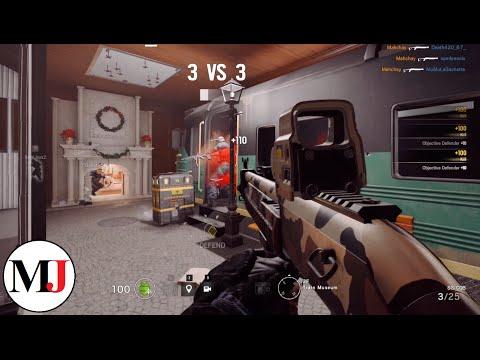 A Shotgun Special - Rainbow Six Siege