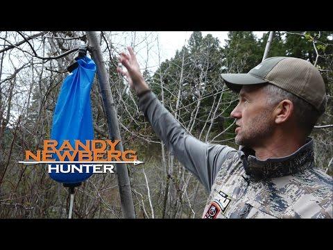 Water Filtering Basics; How To - Randy Newberg, Hunter