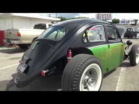 Front Engine VW Beetle Hot Rod / Rat Rod