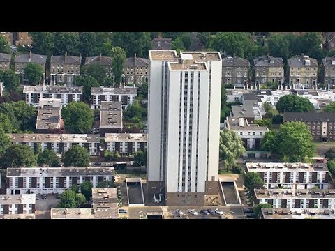 Camden tower blocks evacuated after Grenfell fire raises cladding concerns