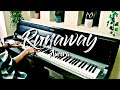 RUNAWAY - AURORA (Piano Cover by Nael Bagas) видео