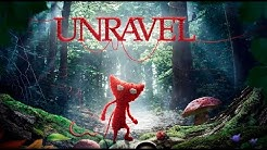 Unravel Full Gameplay Walkthrough 1080p 60FPS HD