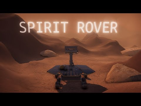 [xkcd jam] Spirit Rover: Behind the Scenes
