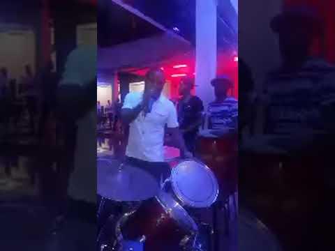Ferre Gola chante Kinshasa QQJD à la répétition du 12 Avril 2018