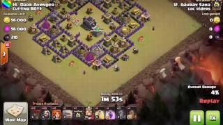 Th8 govalo 3 star attack