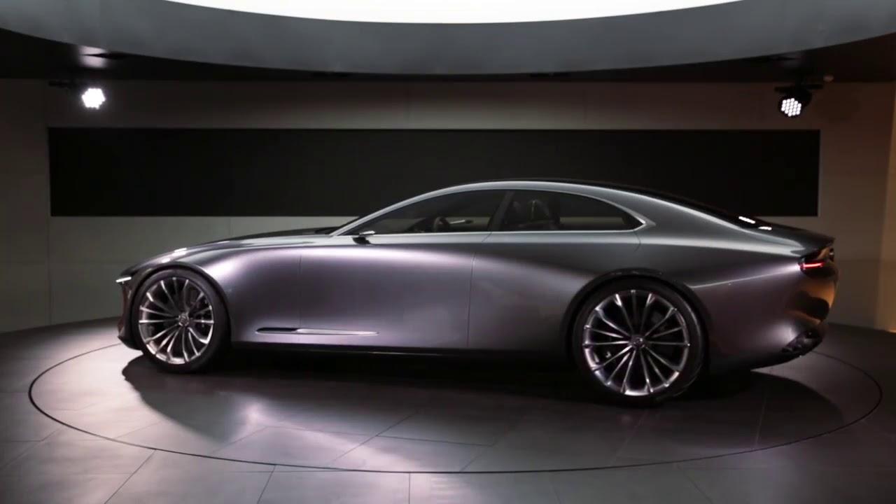 Mazda Vision Coupe - YouTube