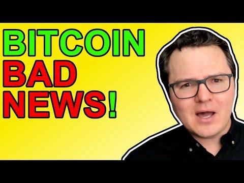 Bitcoin Price Struggles On Bad Crypto News