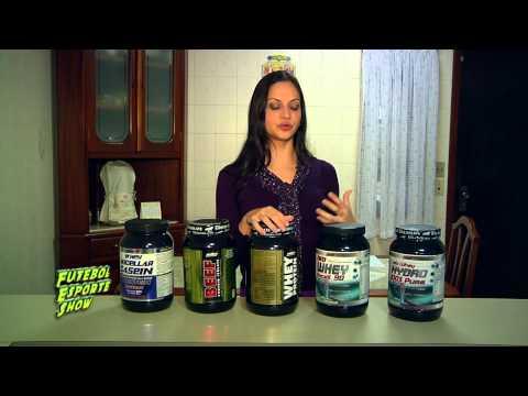 Suplementos De Proteína - Nutricionista Giovana Guido