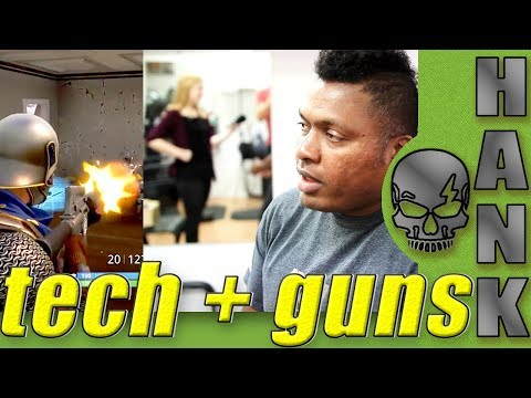 The Effect of Technology on Firearms WUFT NPR Interview