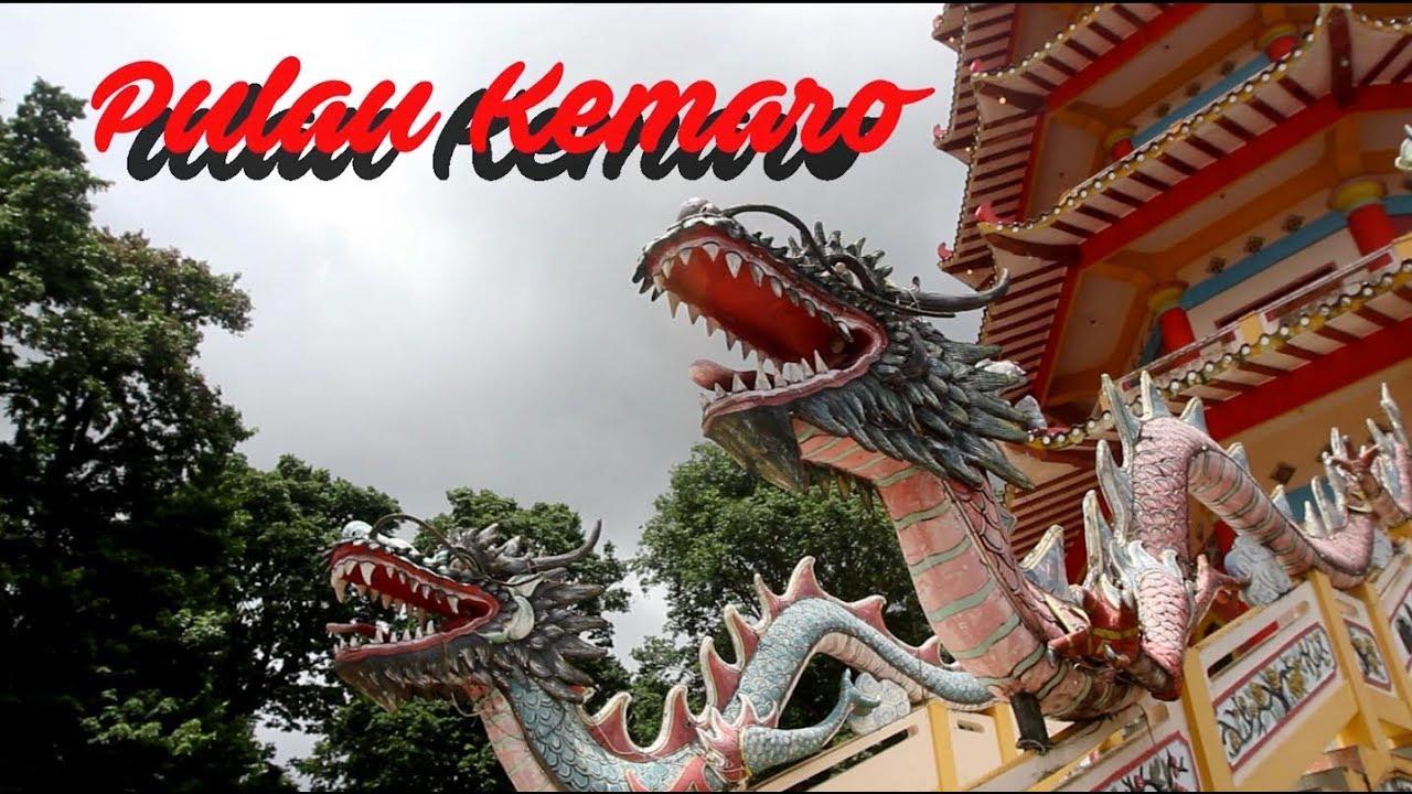 Sejarah Pulau Kemaro Palembang Destinasi Wisata Palembang Youtube