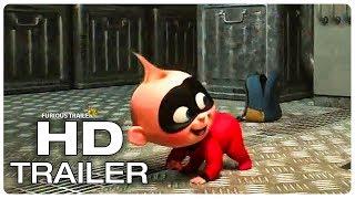 INCREDIBLES 2 Dash Vs Jack Jack Trailer (NEW 2018) Superhero Movie HD thumbnail