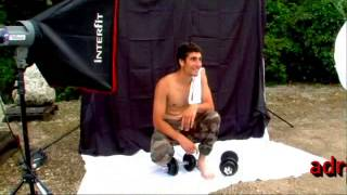 Adrian the Gladiator-Thierry-Bande annonce casting photos
