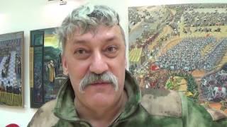 """Командир украинского спецназа - про Кавказ и Балтию. """"Хохоль, ти пришель на мой земля"""""""