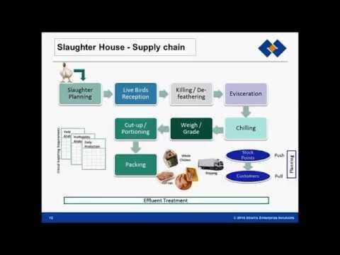 StraVis Enterprise Solution - Ezy SAP Poultry Solution