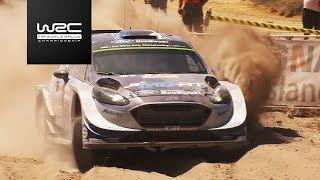 Wrc - rally italia sardegna 2017: highlights power stage ss19