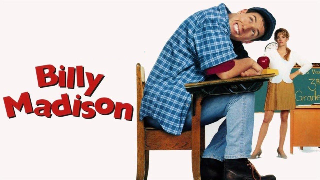 Download Billy Madison 1995 Film   Adam Sandler