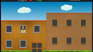 Red Bricks street shooting training game