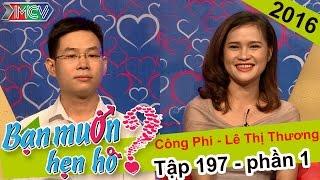 chang trai gay an tuong voi ke hoach cau hon lang man  cong phi - le thuong  bmhh 197