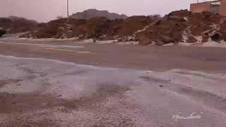 البرديه الهائله بالطائف ماقبل السر ١٢ شعبان ١٤٣٦  2015/5/30