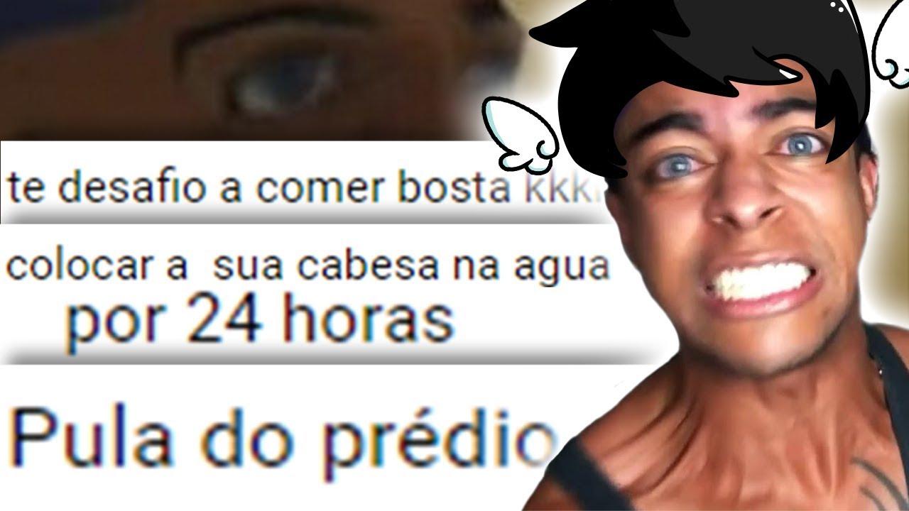 Download LENDO OS COMENTÁRIOS DO ZOIO (os piores desafios)