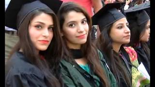 Lahore College For women University 12th Annual Concocation 2016