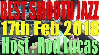 BEST SMOOTH JAZZ  'LIVE' SHOW 17th Feb 2018