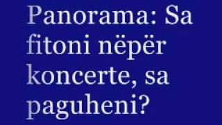 """Gold AG - Intervistë me shkrim nga gazeta """"Panorama"""" 04 Shkurt 2012"""
