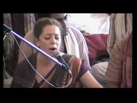 Kirtan Mela 2012 Mayapur Day 1 : HG Jahnavi Devi Dasi