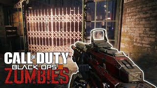 Black Ops 3 Zombies Glitches - Leave Spawn Room For FREE Without Buying Any Doors! (BO3 Glitches)