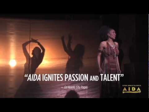 Elton John and Tim Rice's Aida: The Reviews Are In