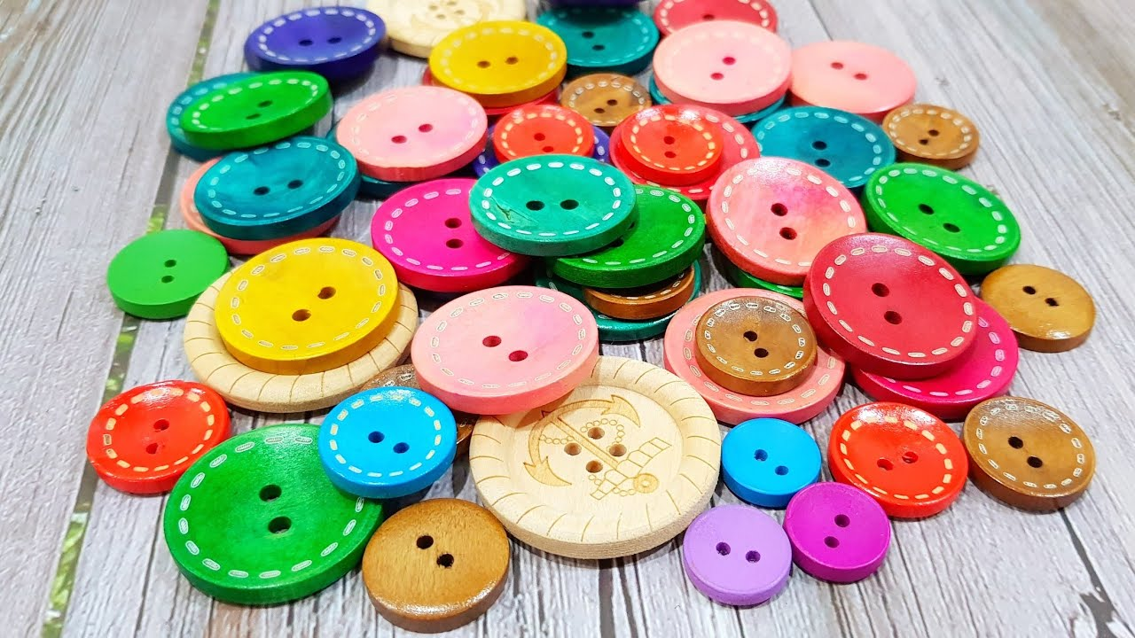 Fun Activities To Do With Your Kids Diy Button Craft Ideas Free