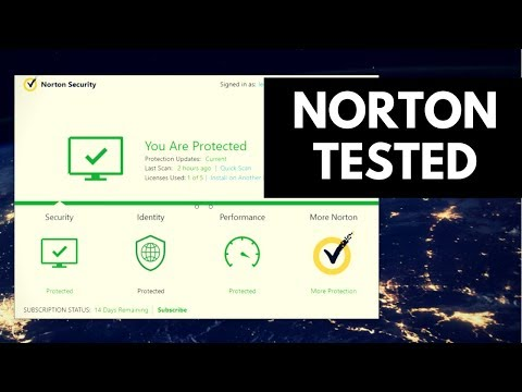 Norton Security Review | Test vs Malware