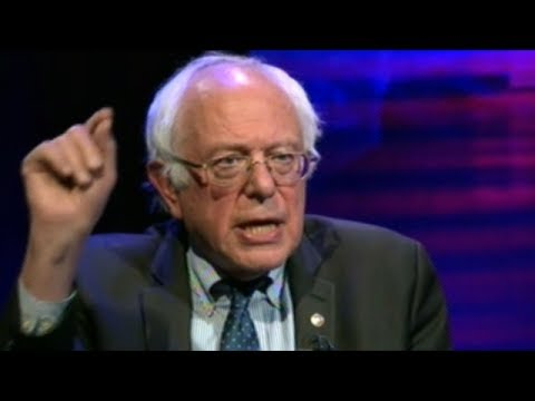 "Bernie Sanders ""Billionaires Increasingly Control Economies And Political Systems All Over The World"