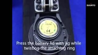 Vyper Gekko Battery Kit For Suunto Cobra Vytec NEW!