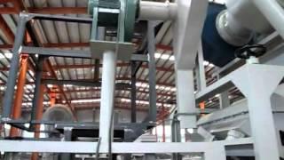 Линия для переработки семян конопли HDM500 (300кг/ч)