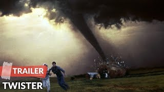 Twister 1996 bill and jo harding, advanced storm chasers on the brink of divorce, must join together to create an weather alert system by putting th...
