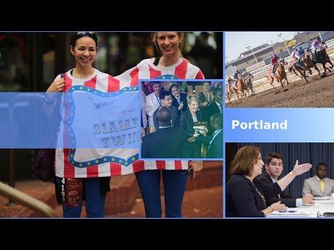 Portland Oregon/Business Leaders/Diversity Executives/Kentucky Derby/Logistics