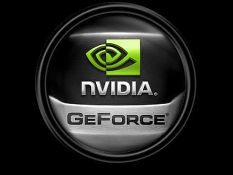 Как запустить игру с графическим процессором nvidia