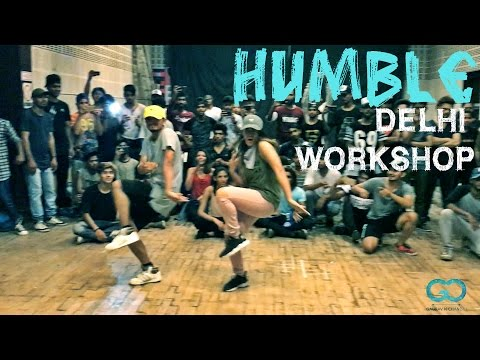 "Kendrick Lamar ""HUMBLE"" Dance  
