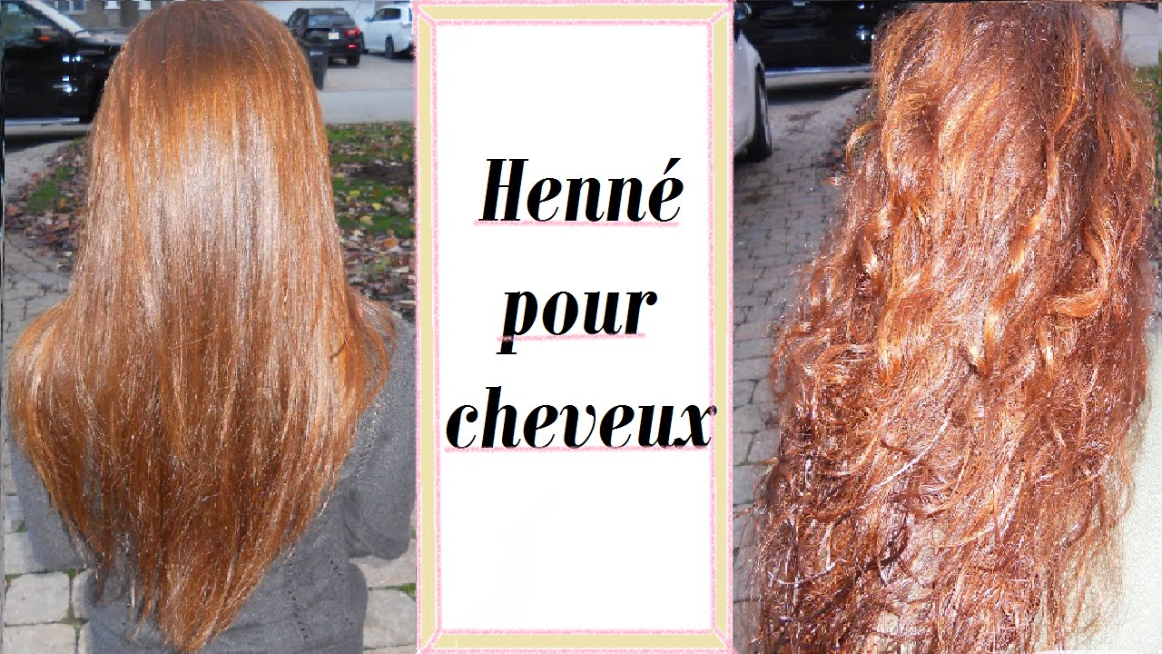 comment mettre henne cheveux