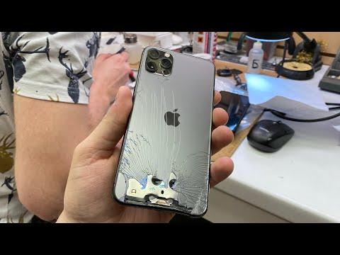 Когда НЕТ СМЫСЛА ремонтировать - iPhone 11 Pro Max