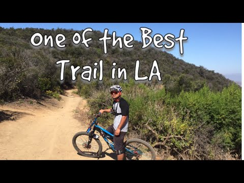 Los Robles Trail Space Mountain Thousand Oaks CA