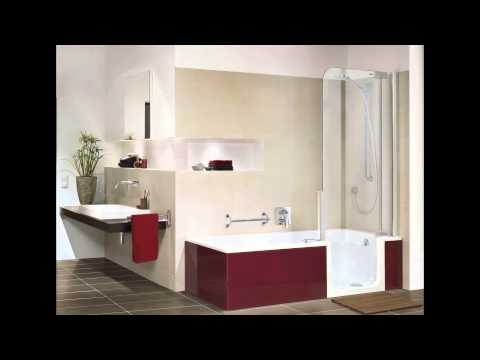 Amazing bathroom designs with jacuzzi tub shower whirlpool for Bathroom jacuzzi decor