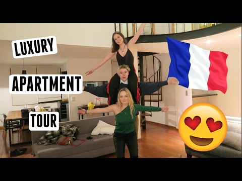 LUXURY PARIS APARTMENT TOUR!!