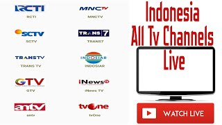 ALL CHANNEL TV INDONESIA