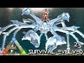 ARK: ABERRATION MODDED - LVL 1400 KARKINOS GIANT CRAB !!! E23 ( GAMEPLAY ARK: SURVIVAL EVOLVED )