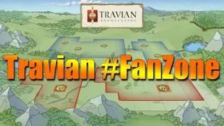 Travian - регистрация обзор интерфейса. Старт галлами