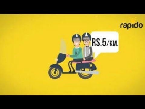 How to earn money from bike | ride and earn money with Rapido