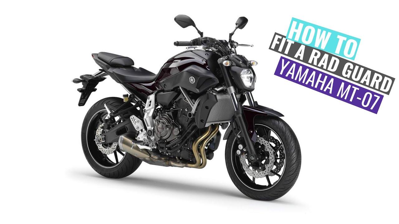 Yamaha Mt Parts